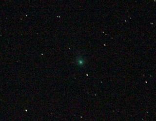 Comet Lovejoy from my camera (G Dudek)